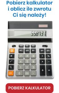 kalkulator zwrotu prowizji z banku